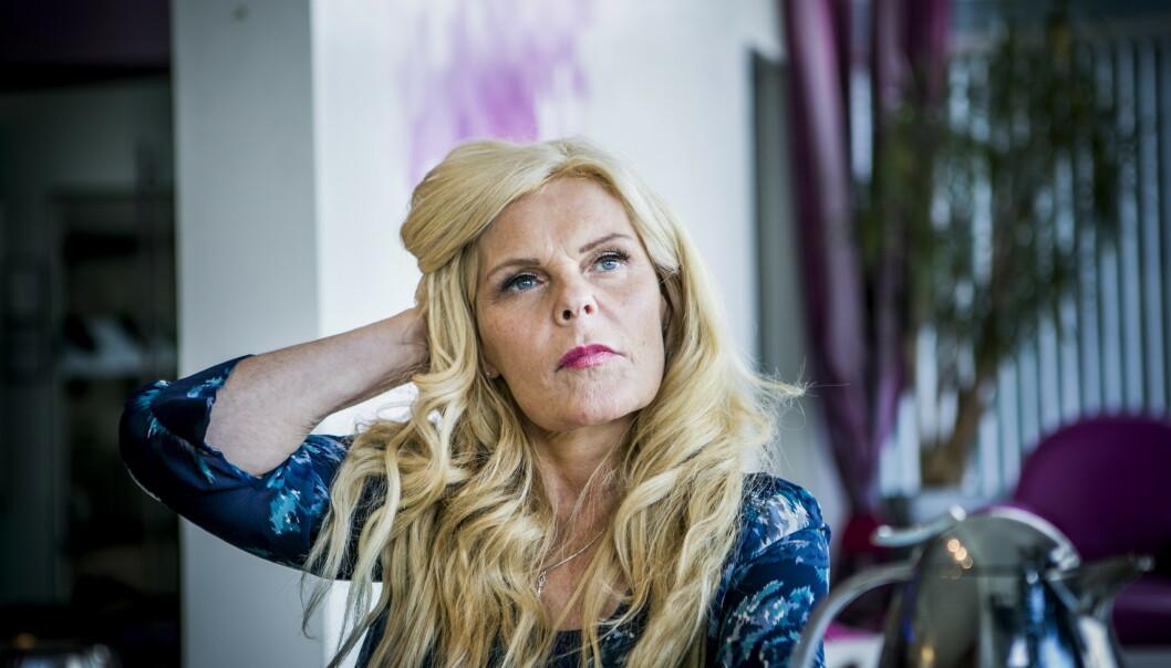 <strong>BEKYMRET:</strong> Nikita-gründer Inger Ellen Nicolaisen er bekymret for livsverkets framtid, etter at coronapandemien slo beina under hele næringen hun representerer. Foto: Christian Roth Christensen / Dagbladet