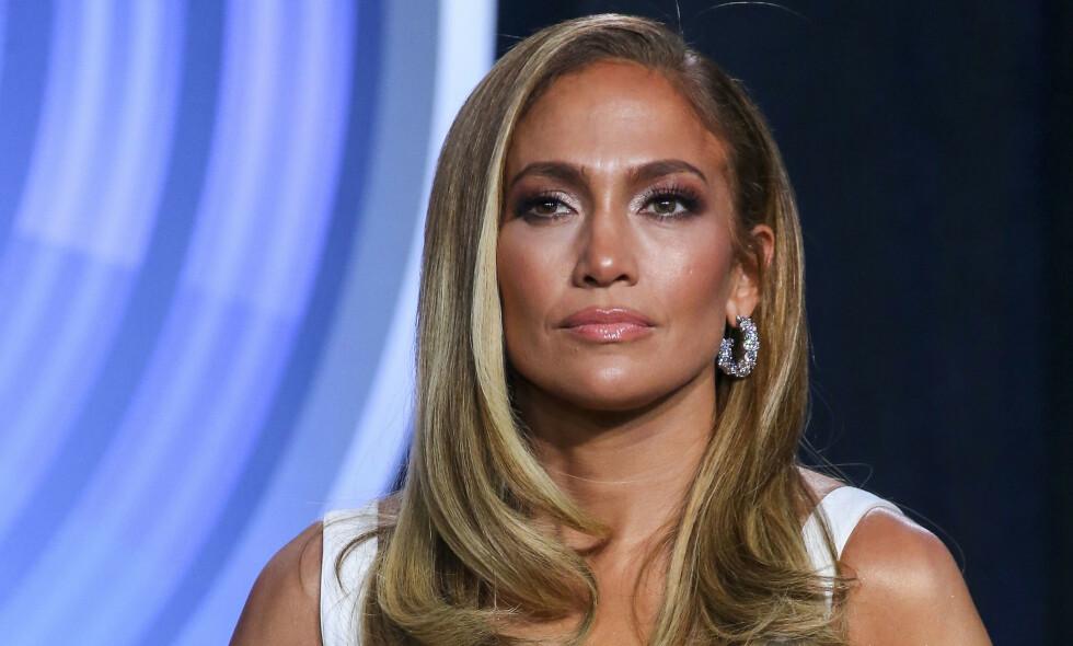 VAR KJÆRESTER: Denne uken kom nyheten om at en av Jennifer Lopez' aller første kjærester, David Cruz, har gått bort. Foto: NTB Scanpix