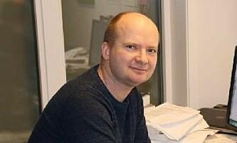PROFESSOR: Jon Olaf Olaussen ved NTNU. Foto: Maiken Trane / NTNU.