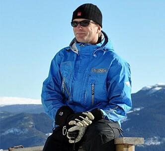 BEKYMRET: - For alpinbransjen er det helt avgjørende at det nå kommer en ordning som kompenserer for bortfall av inntekter. Hvis ikke frykter vi et ras av konkurser framover, sier Odd Stensrud, daglig leder i Alpinco. Foto: Privat