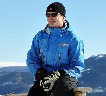 <strong>BEKYMRET:</strong> - For alpinbransjen er det helt avgjørende at det nå kommer en ordning som kompenserer for bortfall av inntekter. Hvis ikke frykter vi et ras av konkurser framover, sier Odd Stensrud, daglig leder i Alpinco. Foto: Privat