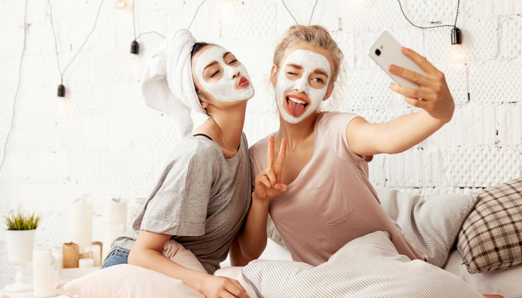 HUDPLEIE: En god hudpleierutine er viktig for å unngå hudormer. FOTO: NTB scanpix