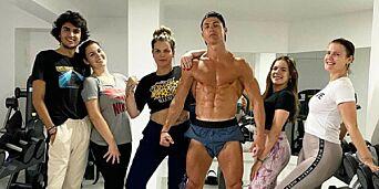 image: Freser av Ronaldo-bilde