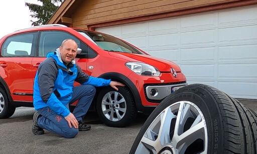 image: Skifte hjul selv? Husk dette!