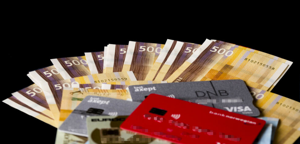 image: - Kundene våre har aldri spart mer
