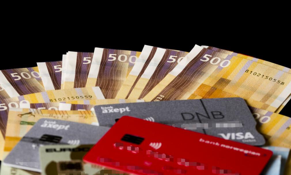 NY RENTE: Du vil merke lavere rente på lån, sparing og forbruk. Les hvordan i saken under. Foto: NTB Scanpix.