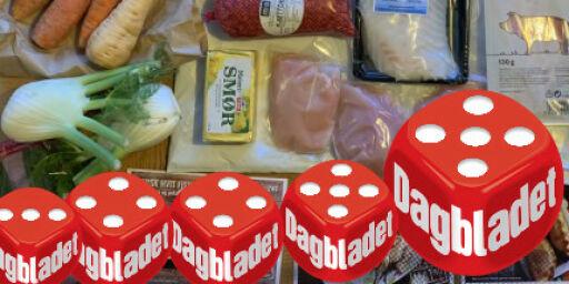 image: Mat levert på døra? Én er overlegent best på smak