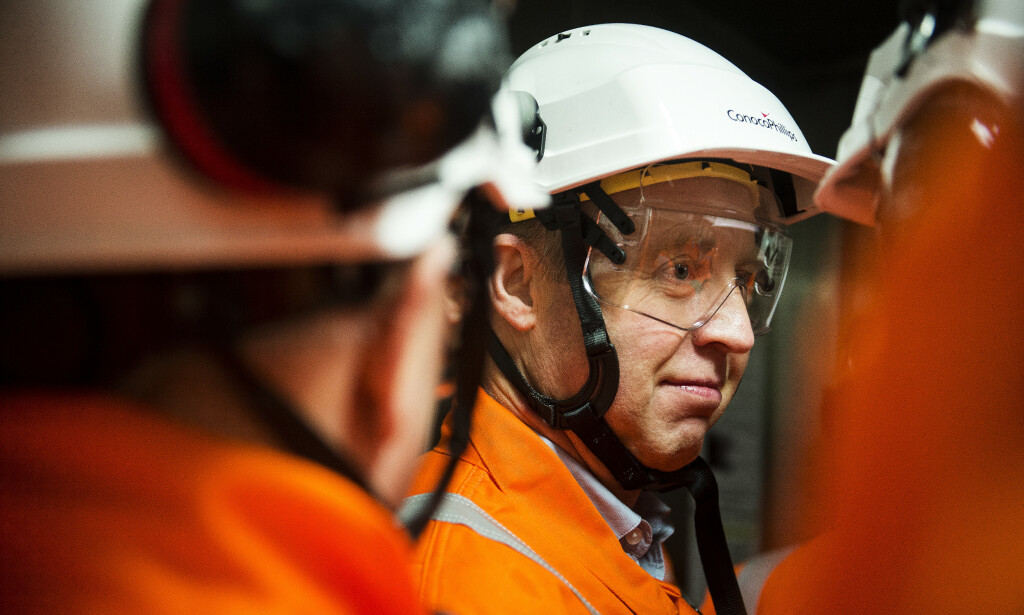 ADVARER: Forbundsleder Frode Alfheim i Industri Energi har flere tiltak klare for å berge industrien gjennom krisen. Han håper å presentere dem for politikerne så snart som mulig. Foto: Carina Johansen / NTB Scanpix