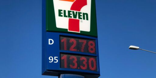 image: Drivstoff til under 13 kroner per liter