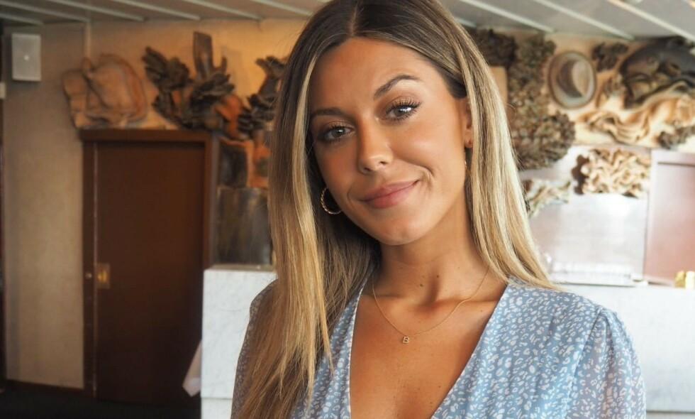 STALKER: I en ny video forteller den svenske influenseren Bianca Ingrosso om sin verste opplevelse med en stalker, som forsøkte å komme seg inn i leiligheten hennes. Foto: Henriette Eilertsen