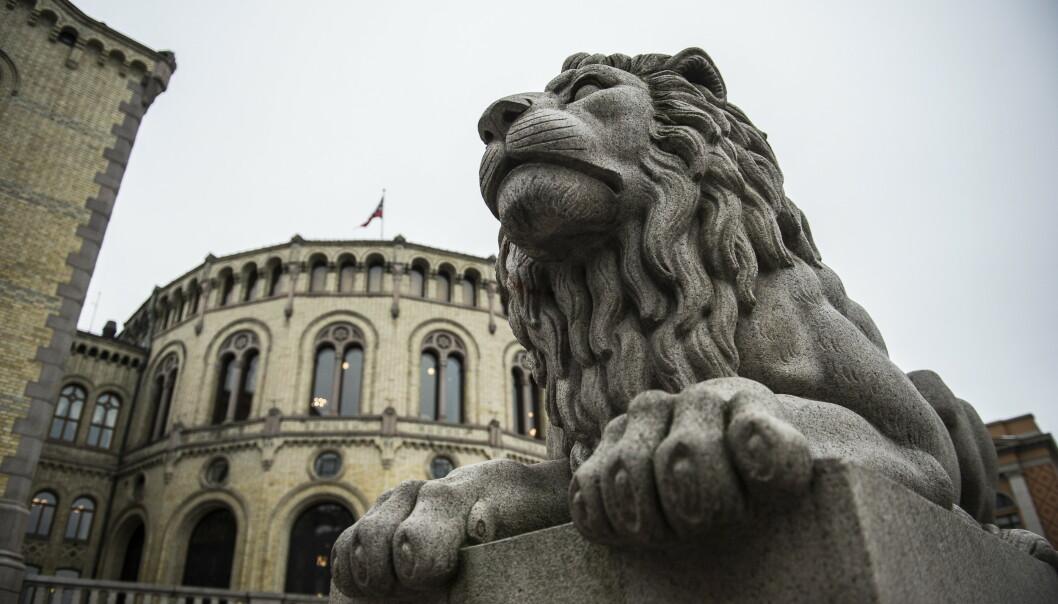 <strong>FULLMAKTER:</strong> Kriseloven gir regjeringen begrensede fullmakter til å fatte vedtak raskere under coronakrisa. Foto: Lars Eivind Bones / Dagbladet