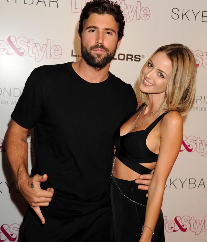 <strong>GÅTT VIDERE:</strong> Brody Jenner og ekskona Kaitlynn Carter ble nylig koblet til hverandre igjen. Nå skal førstnevnte ha funnet tonen med en annen. Foto: NTB Scanpix