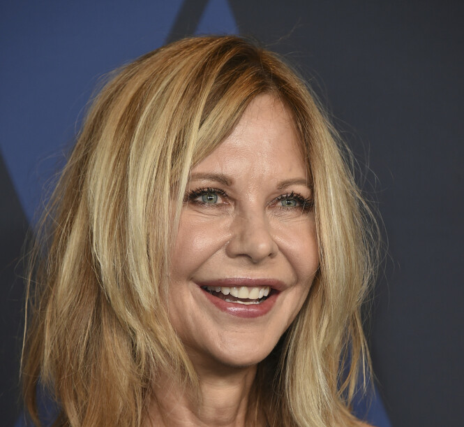LIKE BLID: Meg Ryan under Governors Awards i 2019. FOTO: NTB Scanpix