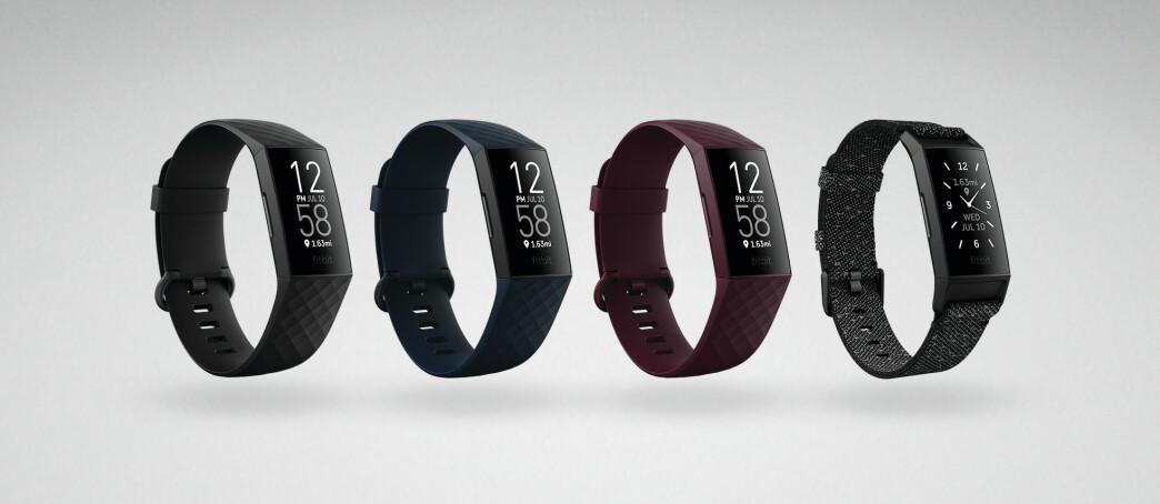 <strong>POPULÆR:</strong> Charge er Fitbits mest populære aktivitetsarmbånd. Nå kommer det i ny utgave. Foto: Fitbit
