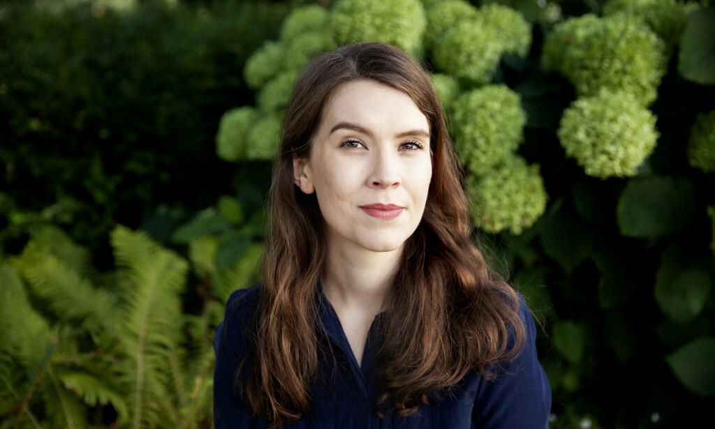 INGRID TØRRESVOLD: Hennes debutroman «Hilsen Ruth» skildrer en sosialt outsider som kjemper for å overleve i en tilstand av katastrofe og isolasjon.