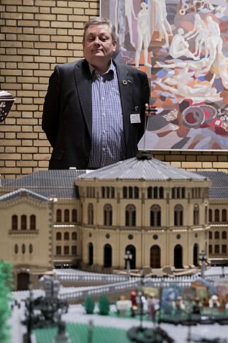 President Trond Markussen i NITO. 📸: Kristoffer Moene Rød / NITO