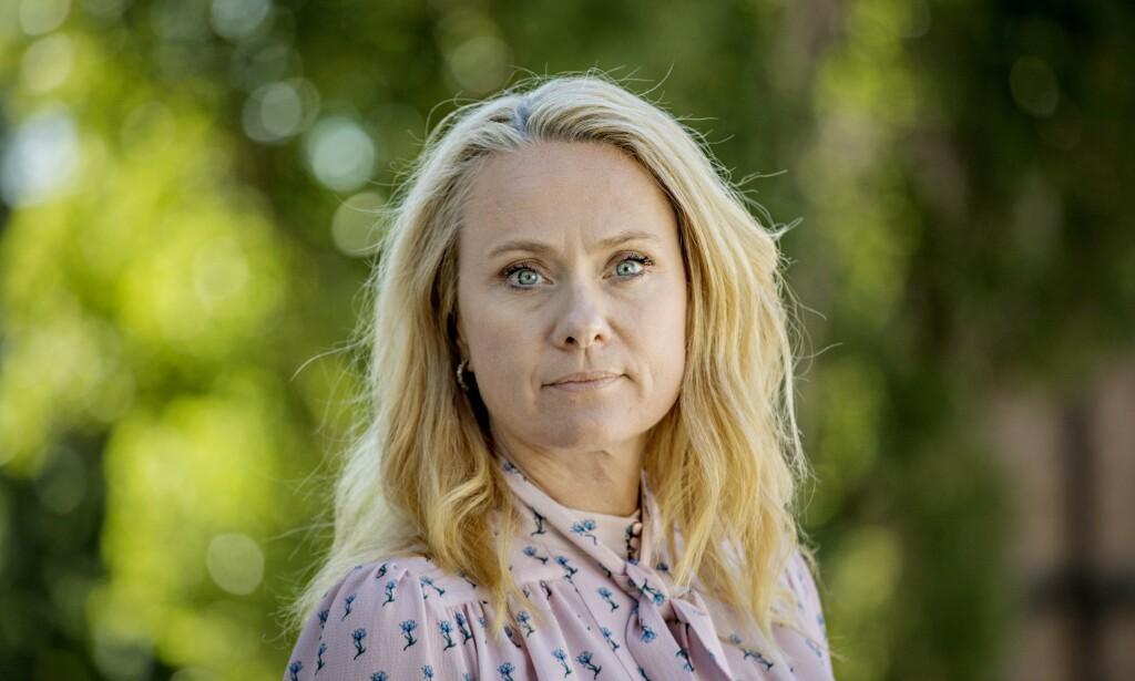 NY JOBB: Tidligere arbeids- og sosialminister Anniken Hauglie blir ny sjef i NHO-foreningen Norsk olje- og gass. Foto: Jørn H Moen / Dagbladet