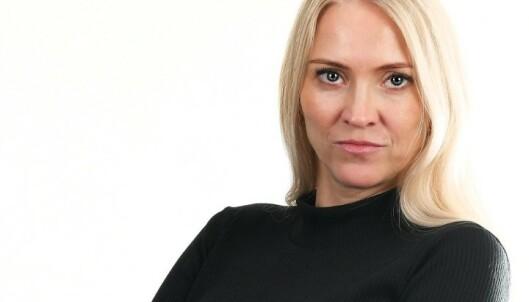 <strong>REAGERER:</strong> Lill Sverresdatter Larsen i NSF.