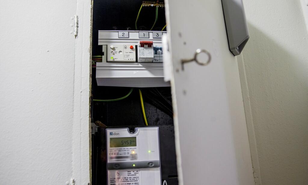 STRØMPRISER: Du skal langt tilbake i tid for å finne like lave strømpriser som nå. Foto: Stian Lysberg Solum/NTB scanpix