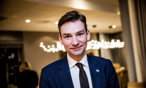VURDERER LØPENDE: Forsknings- og høyere utdanningsminister Henrik Asheim. Foto: Christian Roth Christensen / Dagbladet
