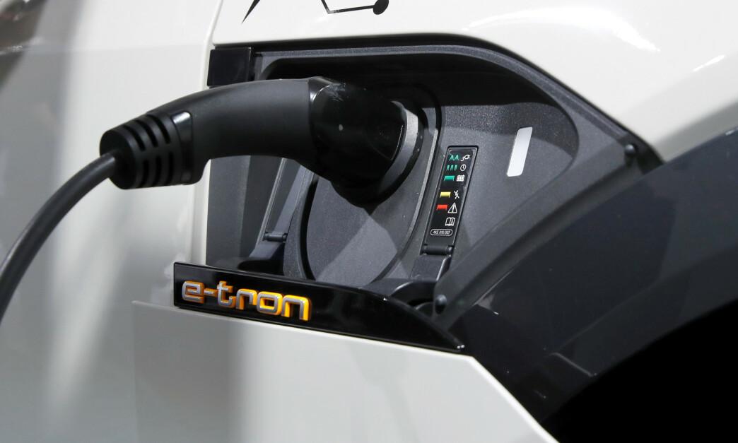 <strong>RENEST:</strong> Nok en studie viser at elbiler er renere enn fossildrevne biler. REUTERS/Arnd Wiegmann