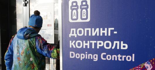 Frykter mer doping: - Sørgelig bivirkning