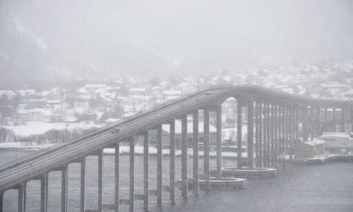 image: Meteorologen: - Det blir en kald helg