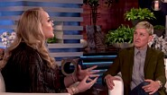 Fyrer opp under Ellen-spekulasjoner
