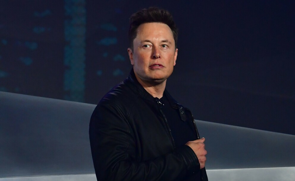 GRATIS: Elon Musk tilbyr gratis respiratorer til sykehus med akutt behov. Foto: Frederic J. Brown / AFP.