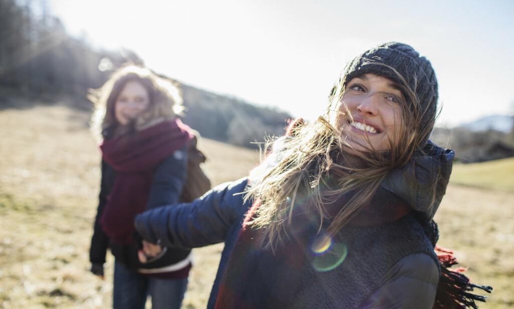 KOM DEG I GANG: En tur trenger ikke bare å være en enkel gåtur, du velger temaet selv.