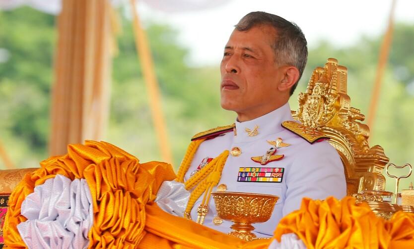 NY TID: Kongen av Thailand, Maha Vajiralongkorn Bodindradebayavarangkun, er en kontroversiell skikkelse. Foto: Chaiwat Subprasom / SOPA Images / REX / NTB Scanpix