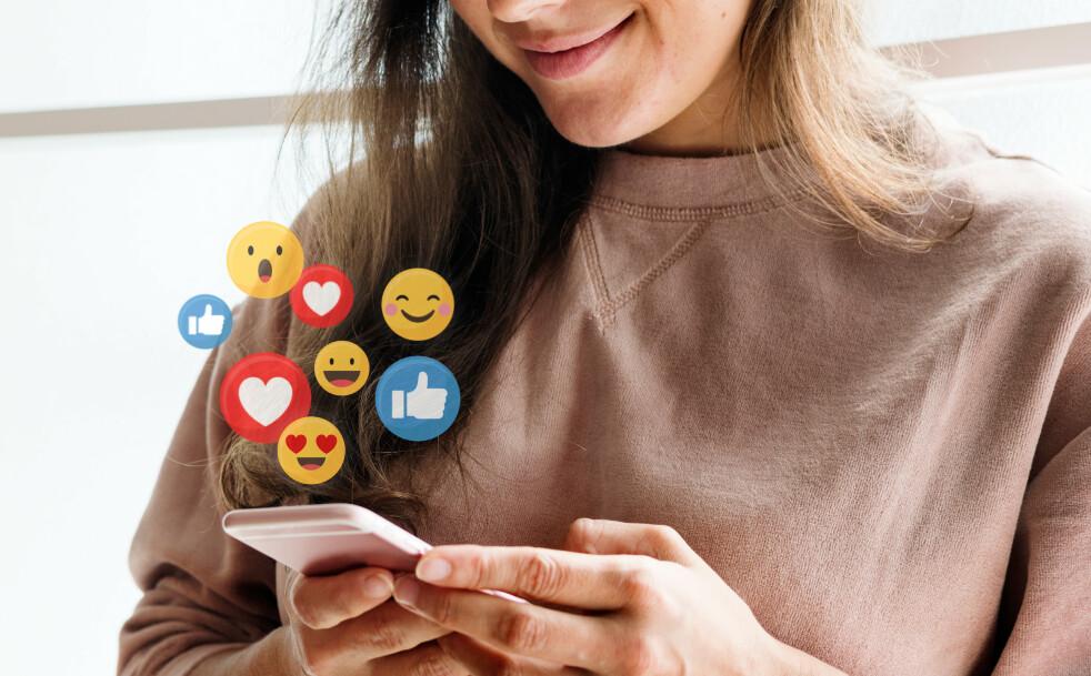 IKKE ALLTID EN GOD IDE: Det er ikke nødvendigvis sånn at emojis i eposten og gjør mottageren vennligere innstilt. FOTO: NTBScanpix.