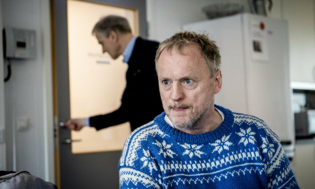 image: Vurderer å sette Sivilforsvaret inn i Oslo