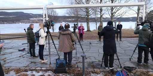 image: Nordmenns høye tillit til mediene gjør oss sterkere i møte med coronakrisen