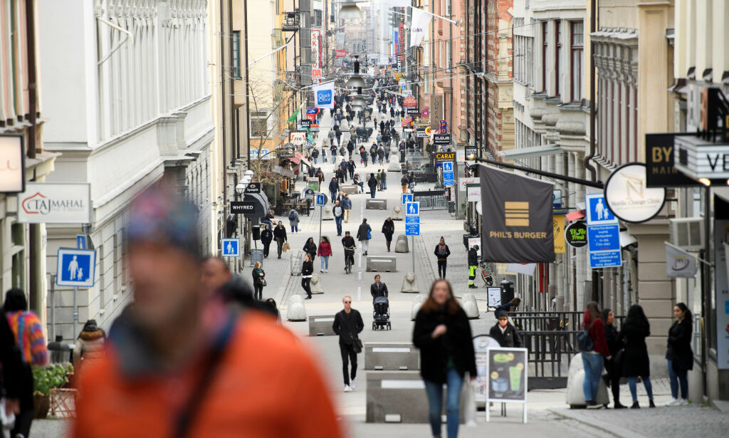image: Rapport: Svenskene kan ha rett