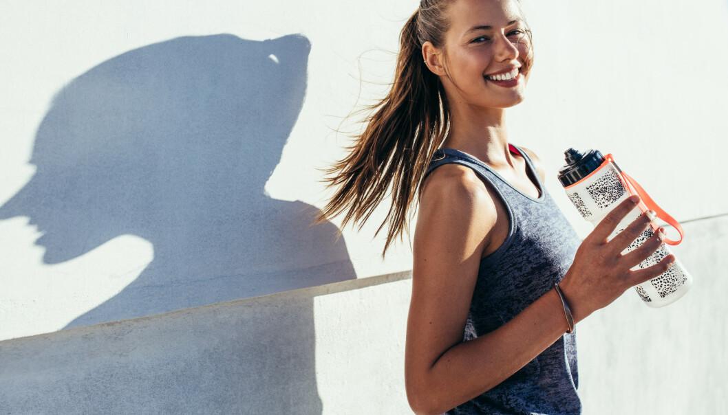 <strong>SUNNERE VANER:</strong> Fysisk aktivitet er en av de fem vanene som gir god effekt for helsen. Foto: NTB SCANPIX / SHUTTERSTOCK