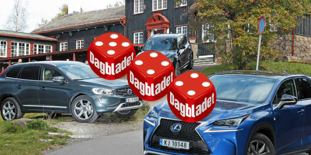 image: Brukt SUV til under 400 000