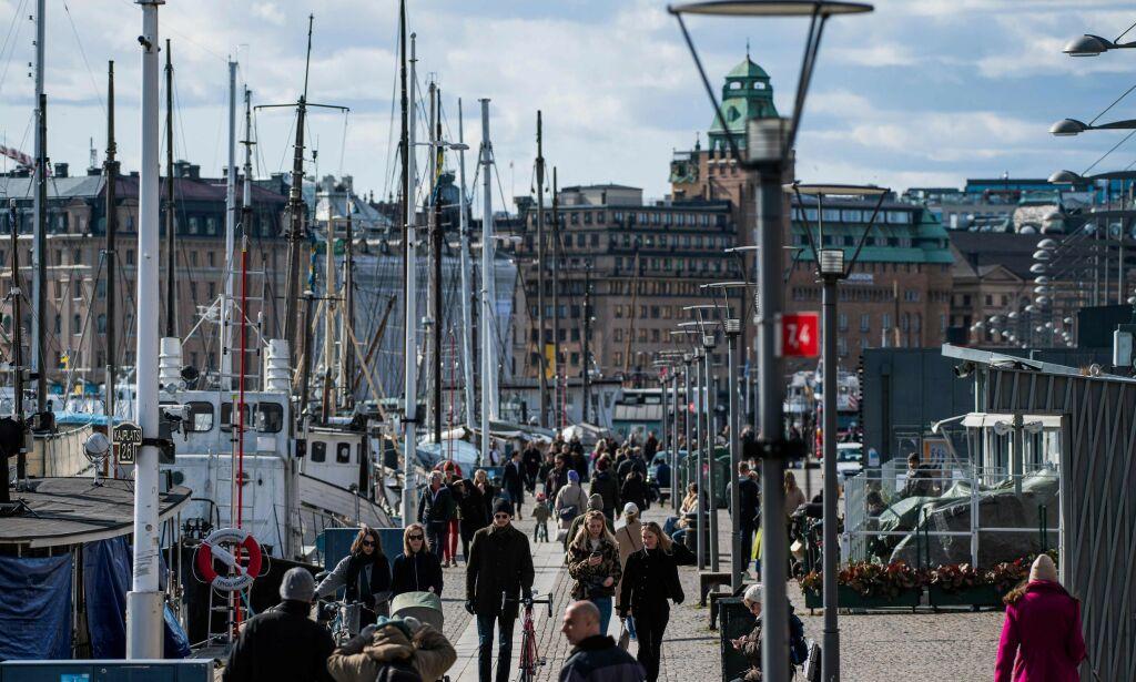 image: Dødstallet i Sverige langt høyere enn rapportert