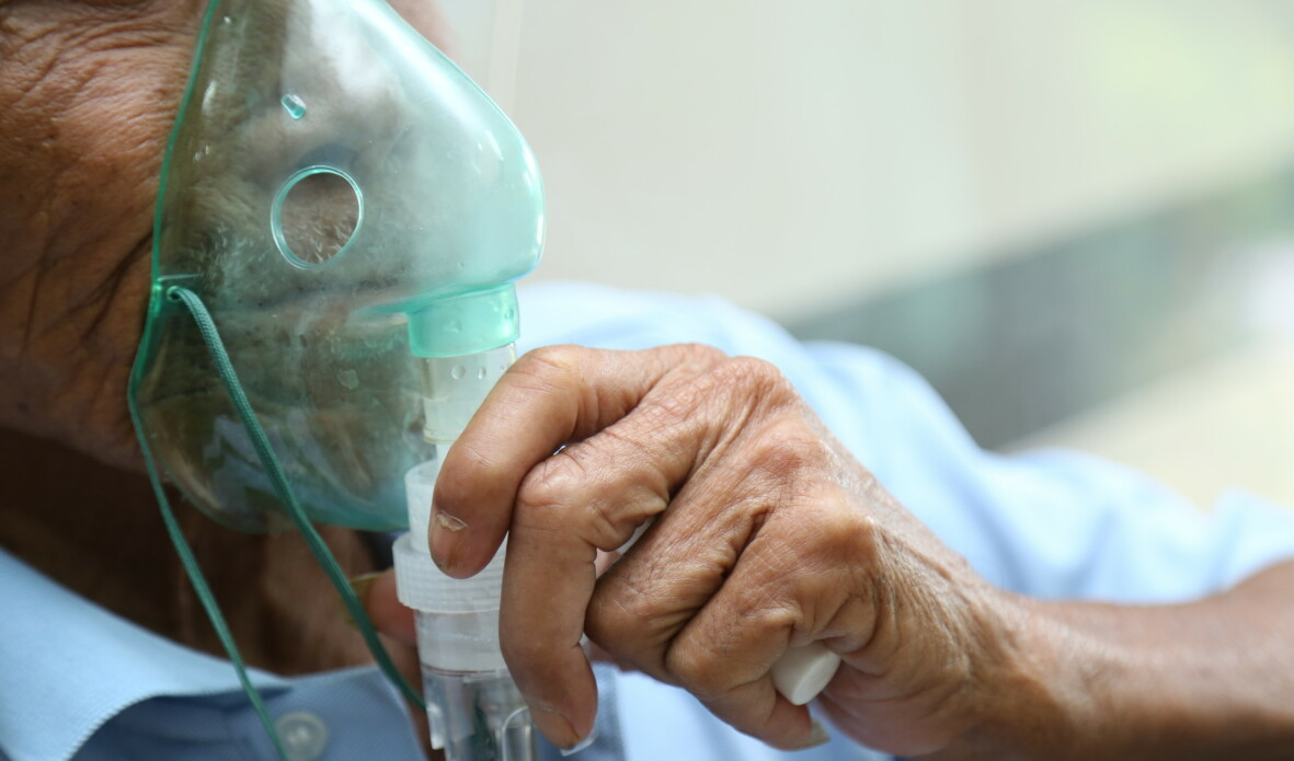 KOLS OG CORONAVIRUS: Basert på opplysninger fra andre land tror man kronisk lungesyke, slik som de med kols, har høyere risiko for å få et alvorlig sykdomsforløp av coronaviruset. Foto: NTB/ Scanpix/ Shutterstock