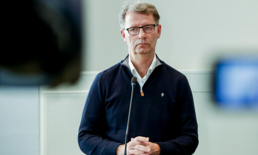 VIL HA STATEN PÅ BANEN: Helsebyråd Robert Steen Foto: Terje Pedersen / NTB scanpix