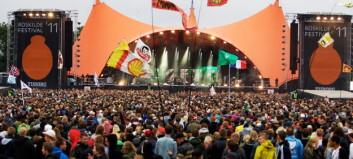 Roskilde-festivalen avlyses