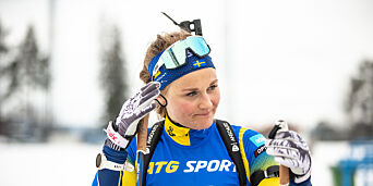 image: Klar for landslaget i skiskyting