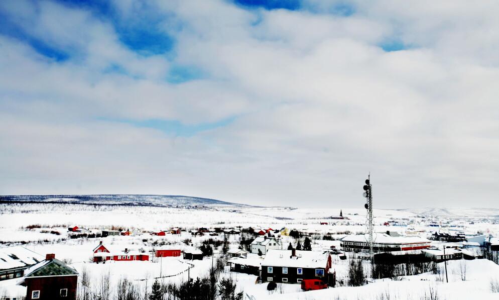 KRISE: I landets desidert største kommune i areal, frykter ordføreren at det hele kan rakne. Foto: Linda Næsfeldt/Dagbladet