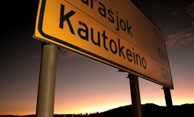 STORE AVSTANDER: Ordføreren påpeker at det er store avstander mellom byer og tettsteder i landets nordligste fylke, og er bekymret for at hjelpen kan være langt unna dersom krisa først kommer. Foto: Lars Eivind Bones / Dagbladet