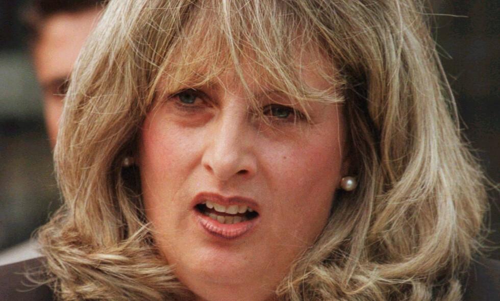 DØD: Linda Tripp gikk bort onsdag etter en tids sykdom. Foto: NTB Scanpix