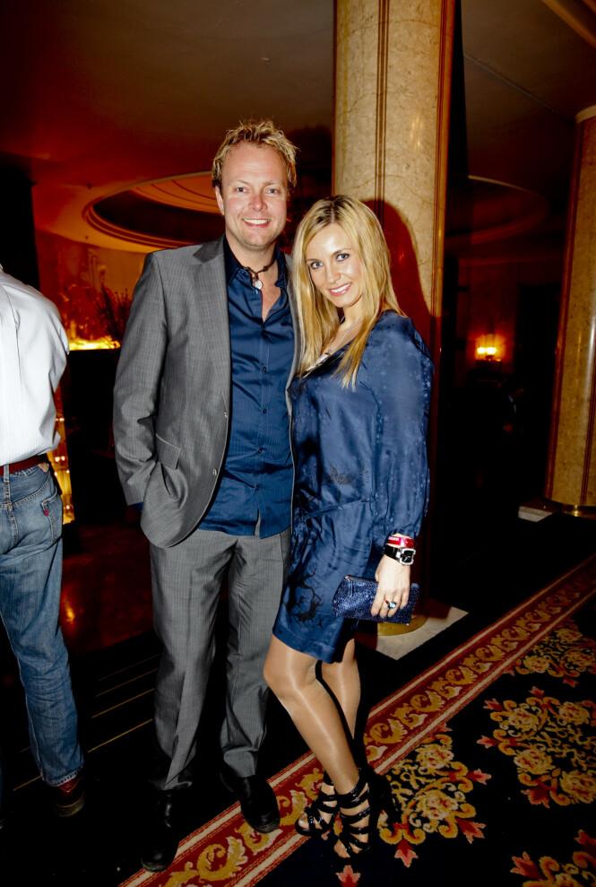 <strong>STEFAR:</strong> Kjetil Bergan og Liv Marit Wedvik giftet seg i 2008. Det var han som måtte overlevere den tunge beskjeden om dødsfallet til stebarna. Foto: NTB scanpix
