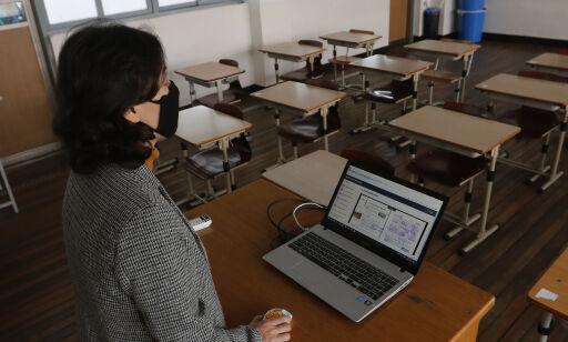image: Sør-Korea: Friskmeldte får påvist viruset på nytt
