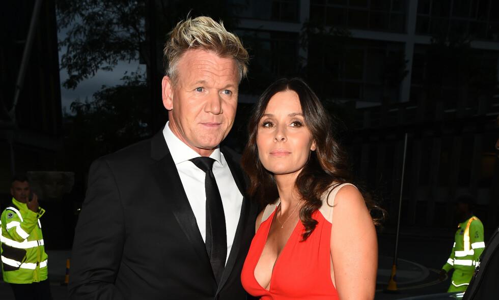 - UANSVARLIG: Gordon Ramsay og kona Tana Ramsays avgjørelse under corona-krisen setter sinnet i kok hos naboer og fans. Foto: NTB Scanpix