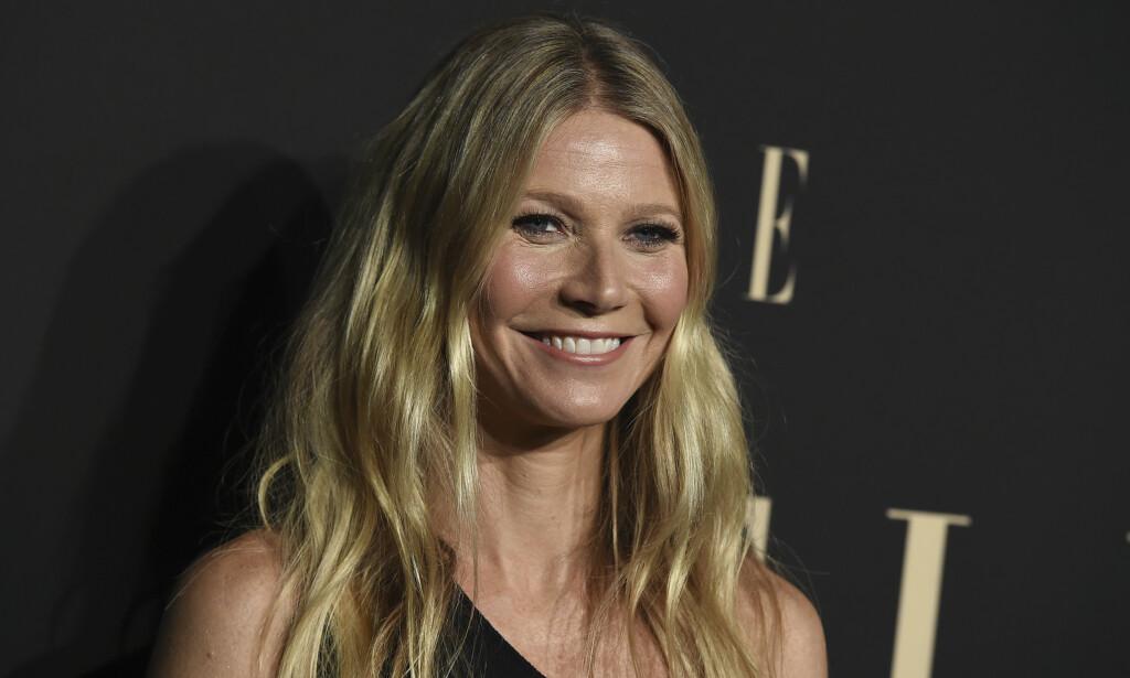 ARBEIDSJERN: Gwyneth Paltrow har tjent seg styrtrik på sitt skuespillertalent, og har senere også gjort det svært godt med egne prosjekter. Foto: NTB Scanpix