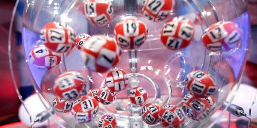 image: Får ikke tak i lottovinner